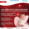 Christmas Angel Breakfast and Toy Drive