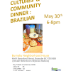 Sharing Cultures-Brazilian Dinner