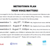 Metrotown Plan Consultation
