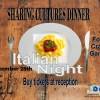 Sharing Cultures Nights – Italian Dinner