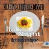 Sharing Cultures Nights – Italian Dinner