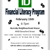 TD Financial Literacy Workshop