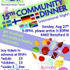 Rotaract Community Dinner