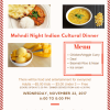 North House Indian Sharing Cultures Dinner
