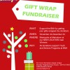 Gift Wrap Fundraiser – New Location