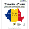South House Romanian Sharing Cultures Dinner