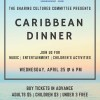Caribbean Sharing Cultures Dinner