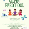 Gilpin Summer Preschool Program