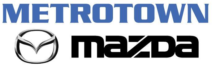 Metrotown Mazda Logo