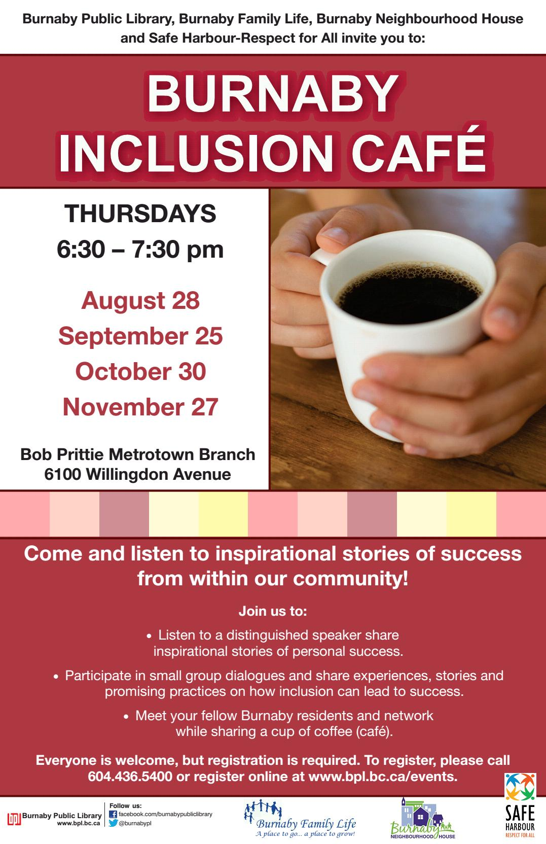 Inclusion Cafe Poster-2014