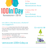 Join 100 in 1 Day Vancouver- A festival of civic engagement