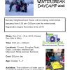 BNH Winter Daycamps