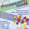 Rotaract Community Dinner