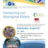 Honouring our Aboriginal Elders