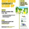 Maywood Community Clean-Up